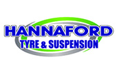 Hannaford Tyre & Suspension Logo