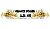 Nationwide Machinery Sales & Hire Logo
